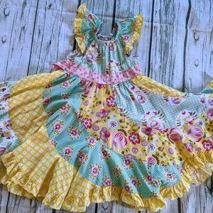 Jelly The Pug adorable summertime pageant dress
